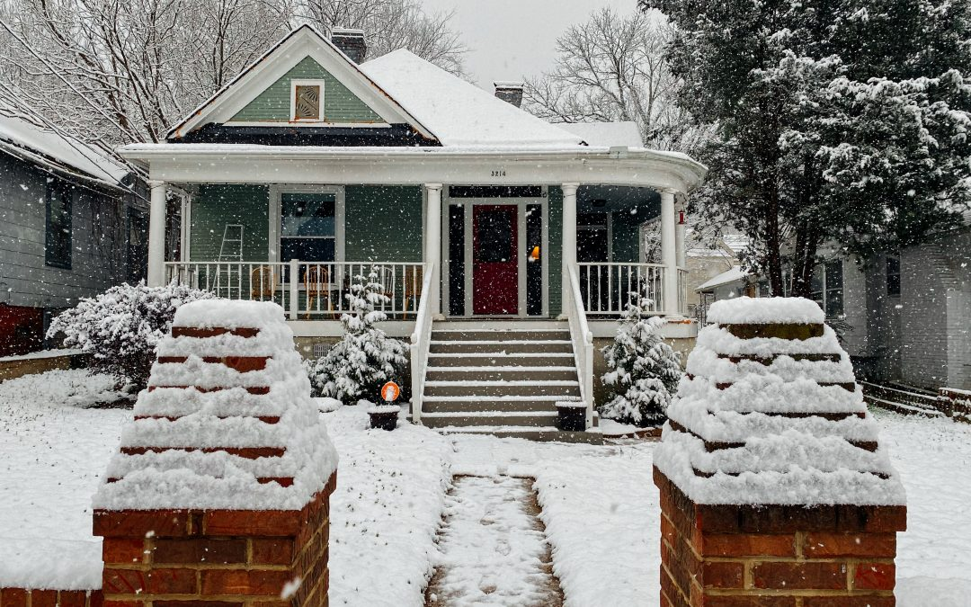 New Homeowner's Guide to Winterizing